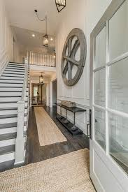 Wainscoting On Stairs Ideas Best 25 Two Story Foyer Ideas On Pinterest 2 Story Foyer 2