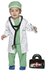 Baby Doctor Halloween Costumes Kids Doctor Costume Halloween