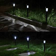 best solar powered landscape lights christmas lights decoration