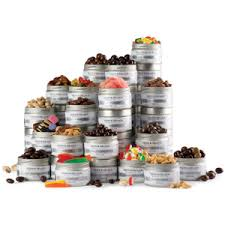 dean and deluca gift basket dean deluca snacks on the run look at all the tins of