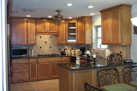 kitchen remodel ideas white cabinets brown varnish plywood full