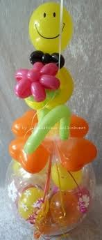 gifts in balloons lilaluftikus balloons gifts wedding birthday s birth