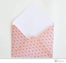 How To Fold Paper For Envelope Diy Envelope Organizers Blitsy