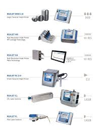 industrial coding and marking systems rea jet usa