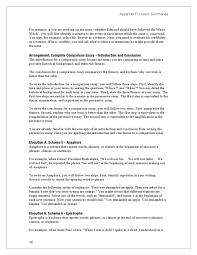 Compare And Contrast Essay Example College Comparison Essay Sample Trueky Com Essay Free And Printable