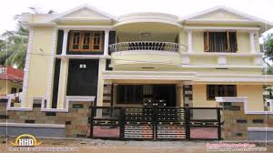 Kerala Home Pillar Design House Plan Design 1200 Sq Ft India Youtube