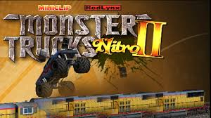 nitro monster truck monster trucks nitro 2 iphone gameplay video youtube