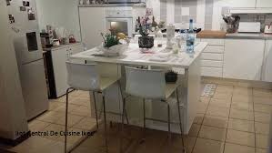 ilot centrale cuisine pas cher ilot central pas cher with ilot ikea cuisine stunning blanche ilot