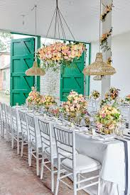 wedding tables successful tips for wedding table layout country
