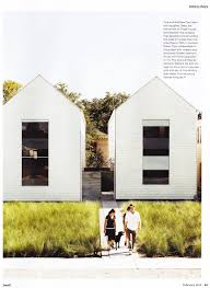 Modern Row House by Christie Chase January 2013