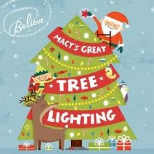 lenox tree lighting 2017 macy s great tree lighting at lenox square in atlanta atlanta on