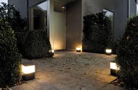 Landscape Bollard Lights Garden Bollard Light Menhir Blackout 150 250 Tal Lighting