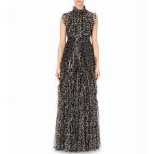 wild ninja print mesh maxi dress criss cross maxi dresses