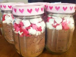 hot chocolate gift ideas diy s day themed jar hot chocolate gift make