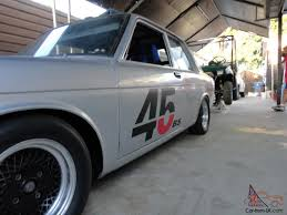 datsun race car datsun b 510 2dr tribute race car
