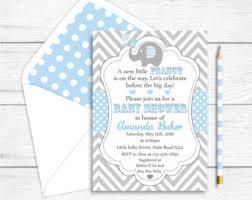 printable baby shower invitations baby shower invitation etsy