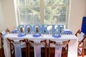 cookie monster table decorations sweet cookie monster 2nd birthday sweetly chic events design