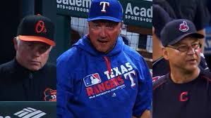 Jeff Banister Jeff Banister Up For Al Manager Of Year Award Mlb Com