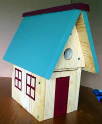 cool bird house plans bluebird house plans maine