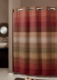 Hotel Shower Curtains Hookless Stratum Hookless Shower Curtain