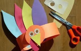 make it gobble make your own thanksgiving craft