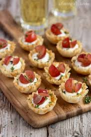 Easy Appetizers Easy And Delicious 15 Minute Appetizers To Get Your Party Started