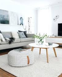 how big should a coffee table be how big should a living room rug be area rug for living room net on