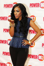 porsha on atlanta atlanta house wife hairstyle real housewife porsha williams new song is better than her co