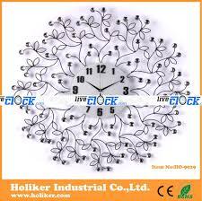 Decorative Wall Clocks For Living Room Decoration Wall Clock Acrylic Clock Diy Clock For Sale Online