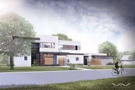 westbrook residence modern home design architect