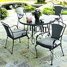 Rod Iron Patio Chairs Wrought Iron Patio Furniture Lowes Small Wrought Iron Chair