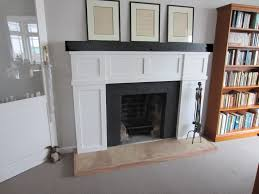 californian bungalow fire surround with mantle renos pinterest