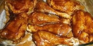 cuisiner des cuisse de poulet cuisses de poulet au four sauce barbecue