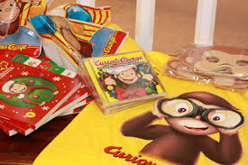 curious george party curious george 2 5 minutes for