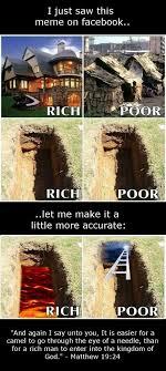 Rich Meme - the rich vs poor meme is it accurate promoterhost