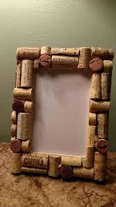 Photo Frame Ideas Best 25 Wine Cork Frame Ideas On Pinterest Cork Frame Eco Sign