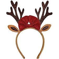 deer headband christmas reindeer antlers headband for kids