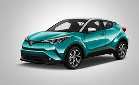 suv toyota chr 2018 toyota c hr features and release date