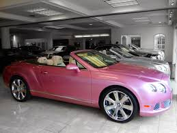 bentley car pink index of 2012 05