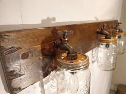 fantastic mason jar vanity light 25 best ideas about vanity light fixtures on light