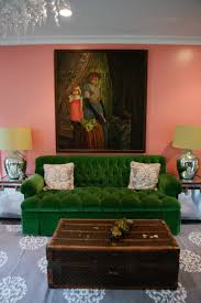 sofa pink and green sofa room design decor fancy under pink and