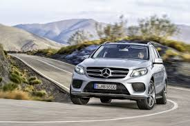 mercedes jeep 2018 2016 mercedes benz gle 550e plug in hybrid suv arrives this fall