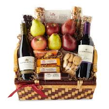 summer sausage gift basket sip snack assortment hickory farms