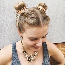 hair cuff bun cuffs hairstyles hair world magazine