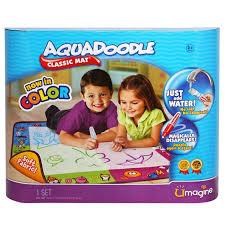 amazon com aquadoodle draw n doodle classic mat toys u0026 games