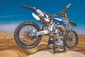 motocross bikes 125cc motocross action magazine mxa two stroke files john basher u0027s