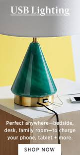 Furniture Lighting Rugs Amp More Free Shipping Amp Great Modern Table Lamps West Elm