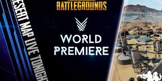 pubg official release we get the pubg desert map tonight the game awards pubg reveal