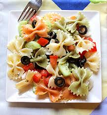 cold pasta salad dressing cold pasta salad with mint munaty cooking