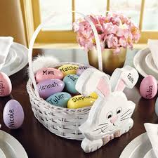 personalized easter egg baskets handmade easter gifts for kids 15 colorful easter ideas